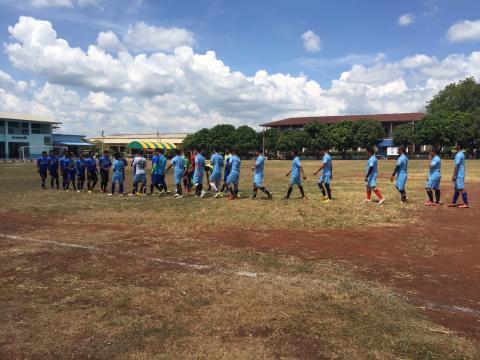 โครงการแข่งขันกีฬาเทศบาลสัมพันธ์